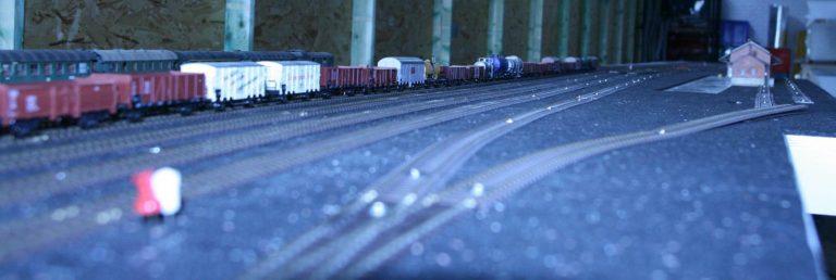 Wirkung Güterzug