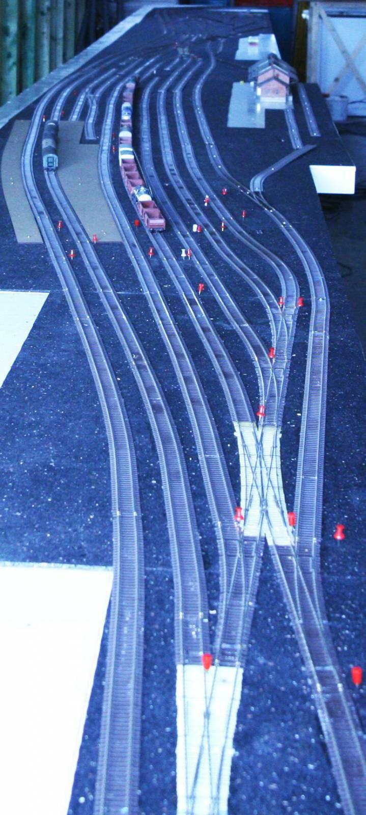 3,3 m langer Güterzug